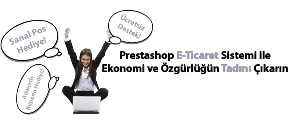 Prestashop E-Ticaret Kampanyası